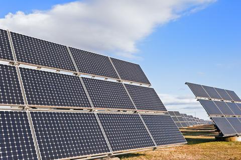 Sonne und Solarenergie in arabischen Ländern