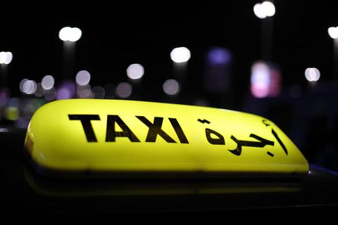In arabischen Ländern mit dem Taxi fahren
