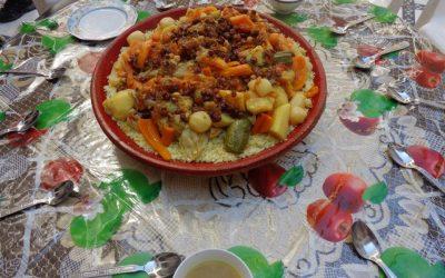 Arabische Essensgewohnheiten