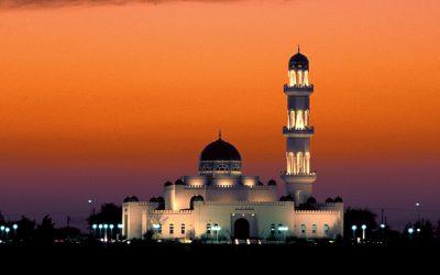 Die Arabische Moschee