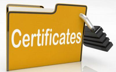 Tests, Zertifikate und Digital Badges für Arabisch