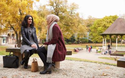 Finden Sie Sprachpartner, um Ihr Arabisch zu üben