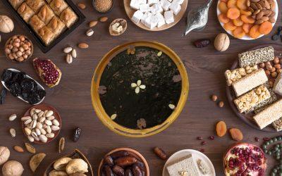 Halwa – eine Süßigkeit aus dem Nahen Osten