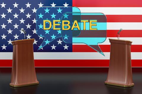 Joe Biden benutzt 'Inshallah' in TV-Debatte